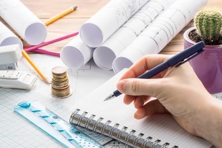 Finance Business Concept Price Payment design agile Project Management Stock Photo