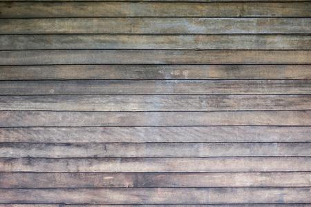 Struttura di vecchia parete di legno di fondo.