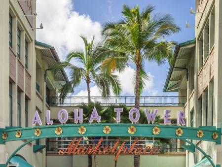 popular: Popular tourist spot  in Honolulu, Oahu, Hawaii