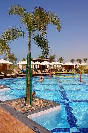 khaima: Luxurious hotel resort Rixos Bab Al Bahr Dubai UAE