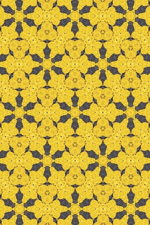 yellow abstract background pattern