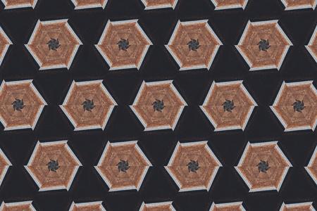black abstract background pattern Stock fotó