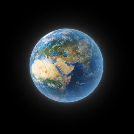 planeten: Erde
