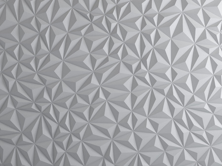 geometric style: Abstract geometric style white background