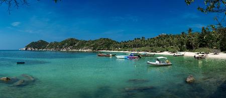 Shark Bay (Thing Og), Koh Tao, Thailand Editorial