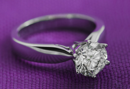 Diamond is the dream of every woman