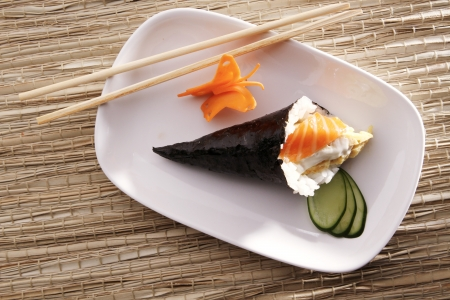 cone sushi