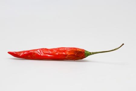 moldy: moldy red chili Stock Photo