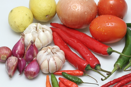 color of vegetables  Stock Photo - 17685700