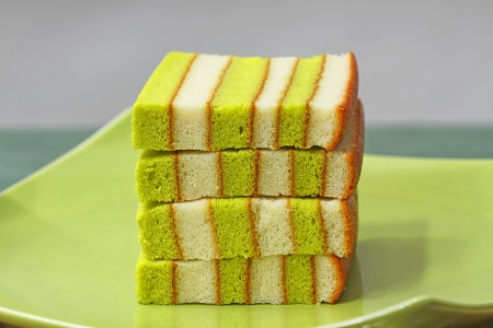 layer cakes, Indonesian recipe