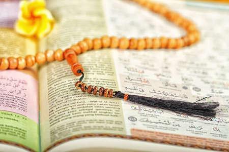 Saint Coran et perles