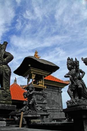 pura: hindu temple, Bali pura Stock Photo