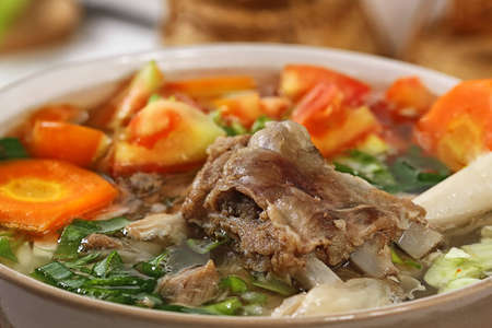 soto iga, Ribs soup, Indonesian food