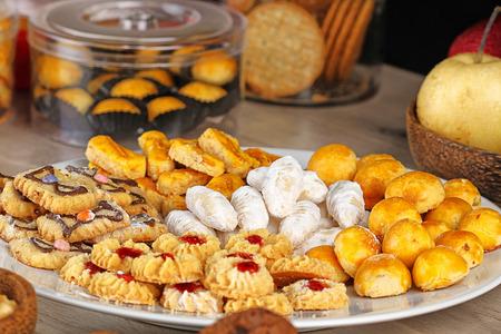 Cookies for hari raya aidilfitri, Indonesian cookies