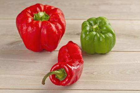 merah: Indonesian chili