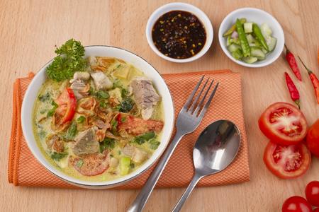 소테 베타이, 인도네시아 쇠고기 수프