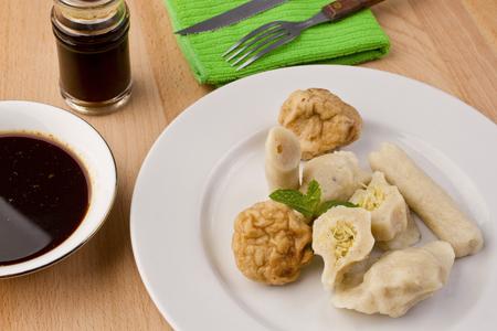 Pempek palembang, Indonesische snack