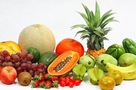 Indonesian fruits, tropical fruits