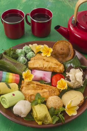 Indonesian tradistional snacks