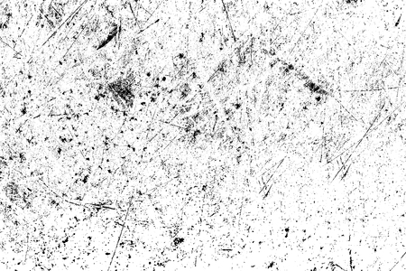 Grunge Black and White Distress Texture . Scratch Texture . Dirty Texture .Background .