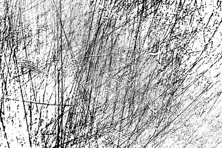 Grunge Black and White Distress Texture . Scratch Texture . Dirty Texture