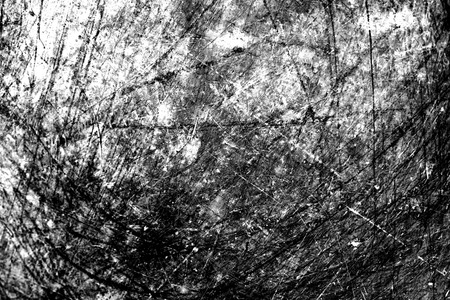 Grunge Black and White Distress Texture . Scratch Texture . Dirty Texture .Background Stock fotó
