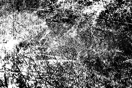 Grunge Black and White Distress Texture . Scratch Texture.