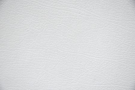 Weißes Leder Textur Hintergrund.