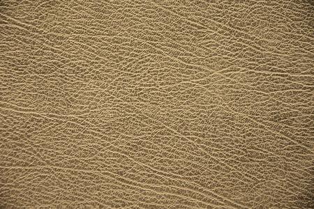 Fondo de textura de cuero marrón.