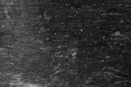 Grunge Black and White Distress Texture. Scratch Dirty Texture Background Archivio Fotografico - 128510668