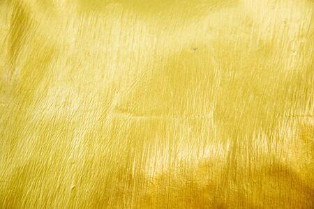 Gold background or texture Archivio Fotografico - 128511047
