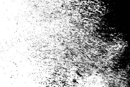 Grunge Black and White Distress Texture. Scratch Dirty Texture Background Archivio Fotografico - 129294300