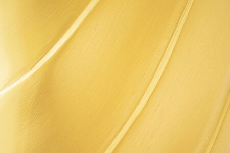 Gold background or texture and gradients shadow. Stok Fotoğraf