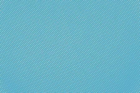 White dot on blue Texture Background