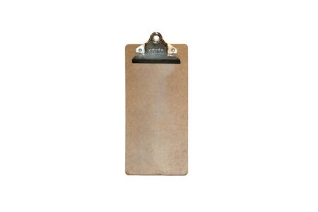 Clipboards  isolated on white background