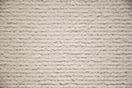 white wave plaster texture of concrete wall background.