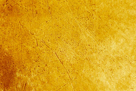 Gold Grunge background or texture 免版税图像