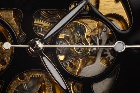 luxury watch part. Swiss made. Wrist watch