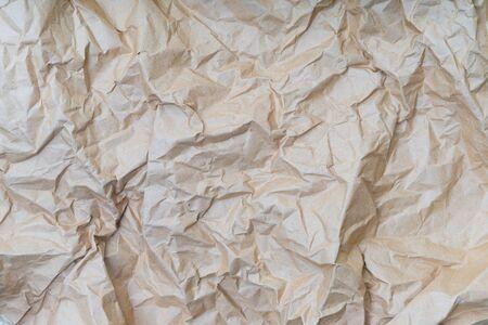 wrinkled paper texture or background - image Stok Fotoğraf