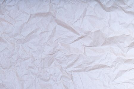 wrinkled paper texture or background - image Zdjęcie Seryjne