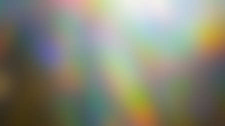 Multicolored rainbow blurred bokeh effect background.