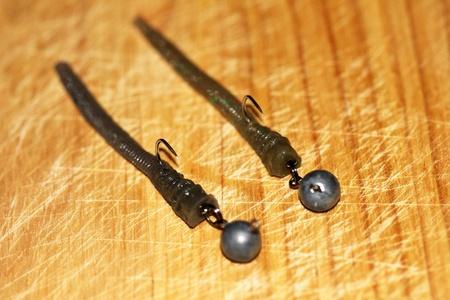 Fishing lure silicone Stock Photo - 12198834
