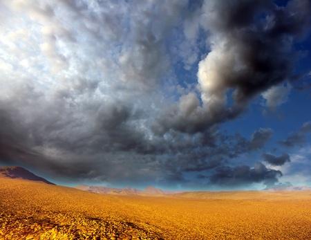 desolation: Desert landscape