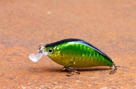 Colourful fishing bait Stock Photo - 13820479