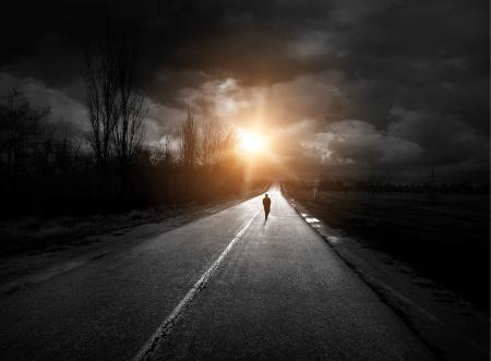 Samotność Zdjęcie Seryjne