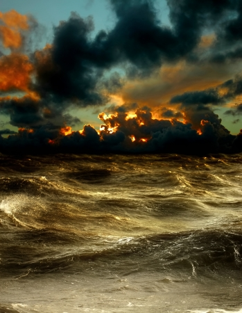 Storm Stock Photo - 14293847