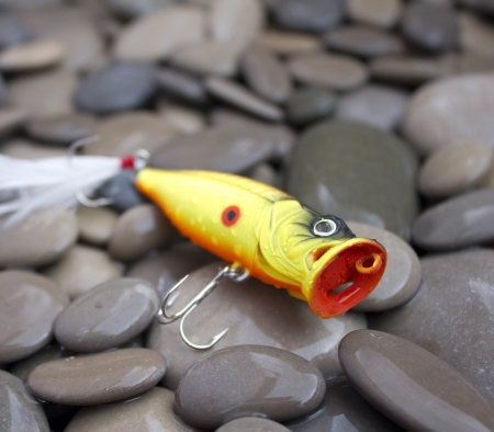 plunging: Fishing Lure