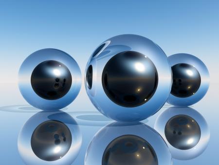 spawn: 3D Funny eyes