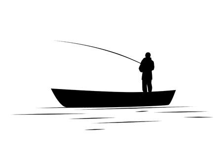 greenling: Fisherman
