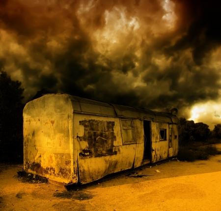Apocalypse Stock Photo - 16400530